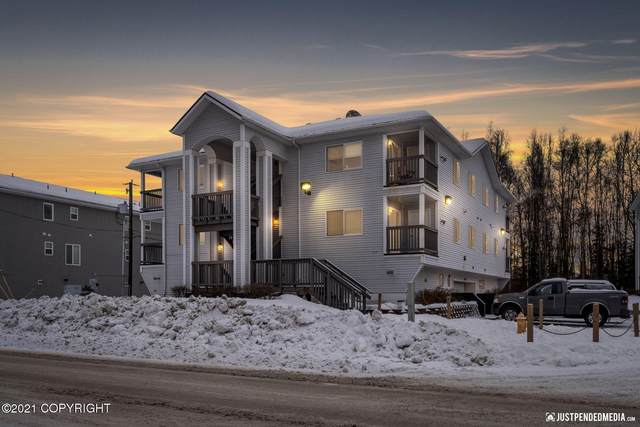 111 E Potter Drive #5, Anchorage, AK 99518 (MLS #21-464) :: Synergy Home Team