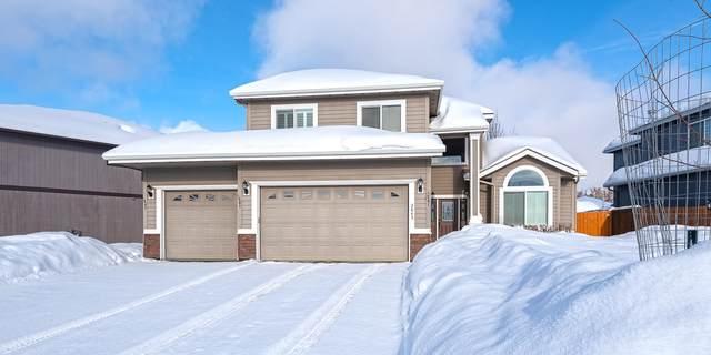 2845 Morgan Loop, Anchorage, AK 99516 (MLS #21-4649) :: Wolf Real Estate Professionals