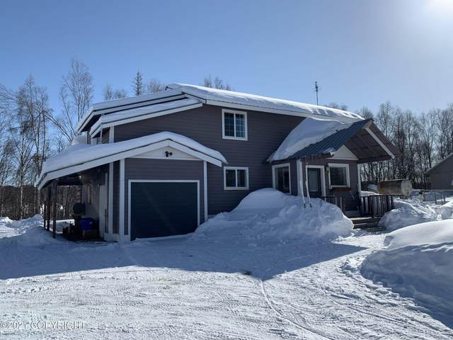 14664 Willow Fishhook Road, Willow, AK 99688 (MLS #21-4704) :: Powered By Lymburner Realty