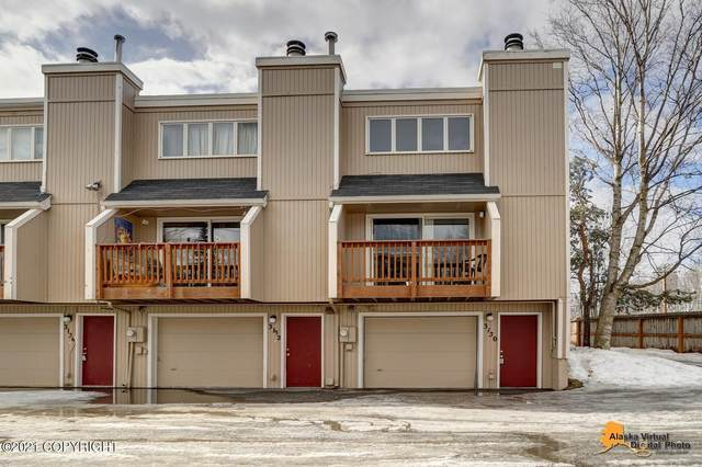 3130 W 34th Avenue #6A1F, Anchorage, AK 99517 (MLS #21-4705) :: Team Dimmick