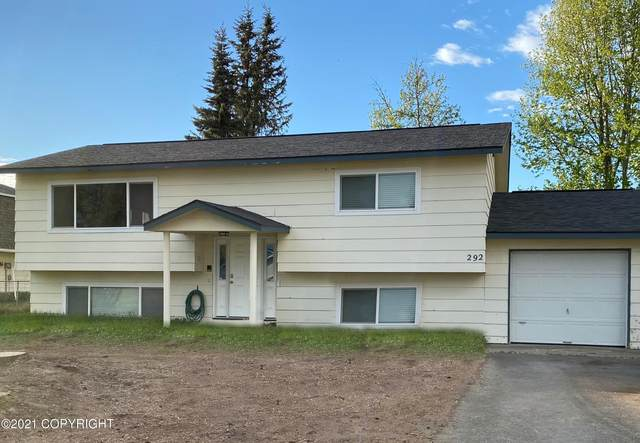 292 W Redoubt Avenue, Soldotna, AK 99669 (MLS #21-4727) :: RMG Real Estate Network | Keller Williams Realty Alaska Group