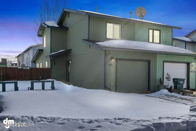 1012 Fred Circle, Anchorage, AK 99515 (MLS #21-4763) :: Team Dimmick