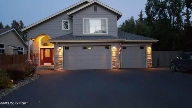 11321 Willene Drive, Anchorage, AK 99516 (MLS #21-4865) :: Team Dimmick