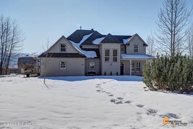 5684 Morning Mist Drive, Palmer, AK 99645 (MLS #21-4890) :: Daves Alaska Homes