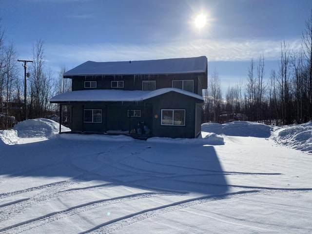 1637 N Beaver Lake Road, Big Lake, AK 99652 (MLS #21-4900) :: Wolf Real Estate Professionals
