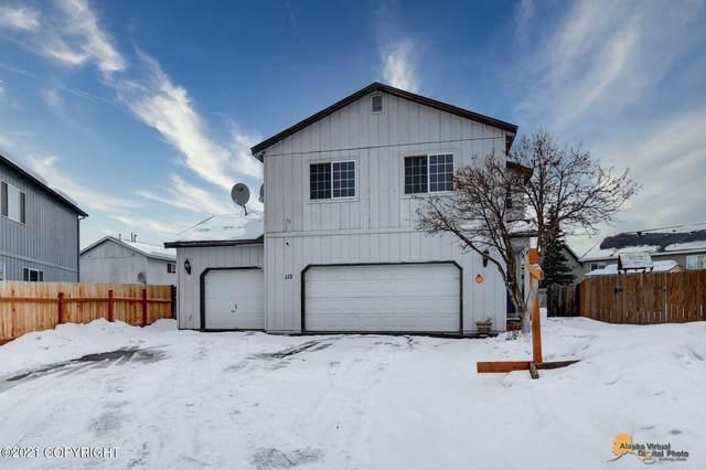 112 Nanook Circle, Anchorage, AK 99504 (MLS #21-4911) :: Daves Alaska Homes