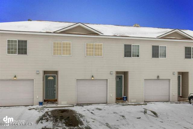 1939 Bragaw Square Place #12, Anchorage, AK 99508 (MLS #21-4926) :: Alaska Realty Experts
