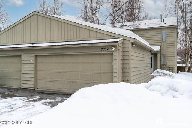 7037 Gemini Drive #A-3, Anchorage, AK 99504 (MLS #21-4967) :: The Adrian Jaime Group | Keller Williams Realty Alaska