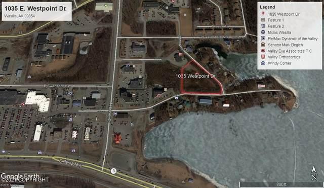1035 E Westpoint Drive, Wasilla, AK 99654 (MLS #21-498) :: Alaska Realty Experts
