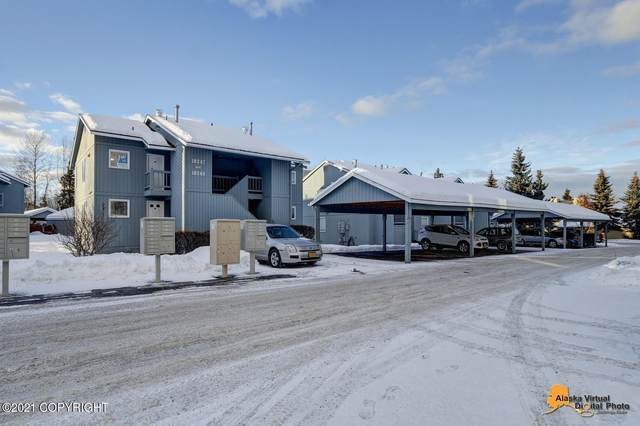 10247 Jamestown Drive #C-202, Anchorage, AK 99507 (MLS #21-499) :: Alaska Realty Experts