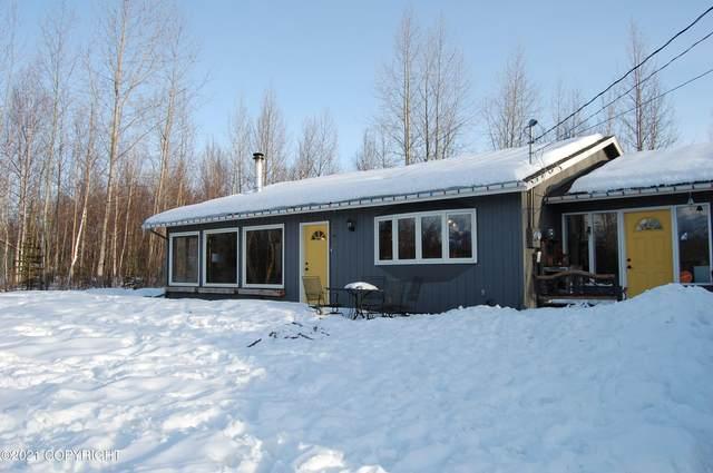 400 W Scheelite Drive, Wasilla, AK 99654 (MLS #21-5046) :: Daves Alaska Homes