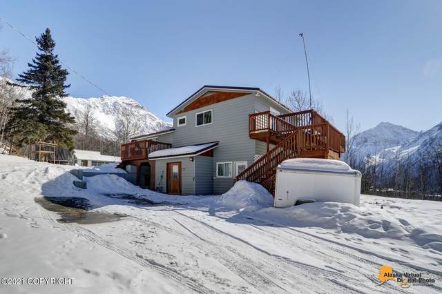 31445 Misty Mountain Circle, Eagle River, AK 99577 (MLS #21-5071) :: Wolf Real Estate Professionals
