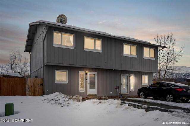 1631 Early View Drive, Anchorage, AK 99504 (MLS #21-5086) :: The Adrian Jaime Group | Keller Williams Realty Alaska