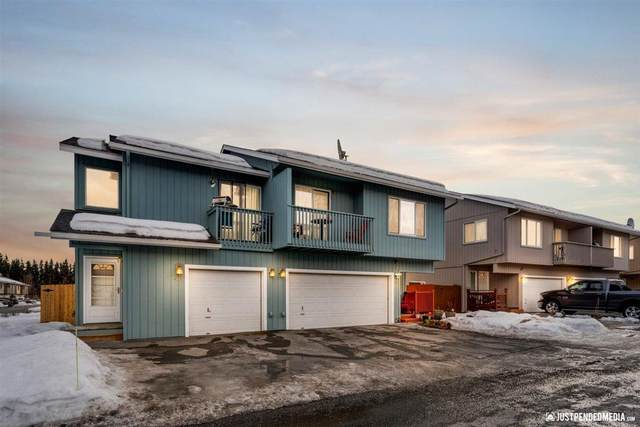 4885 Barrington Loop #91, Anchorage, AK 99503 (MLS #21-5110) :: Team Dimmick