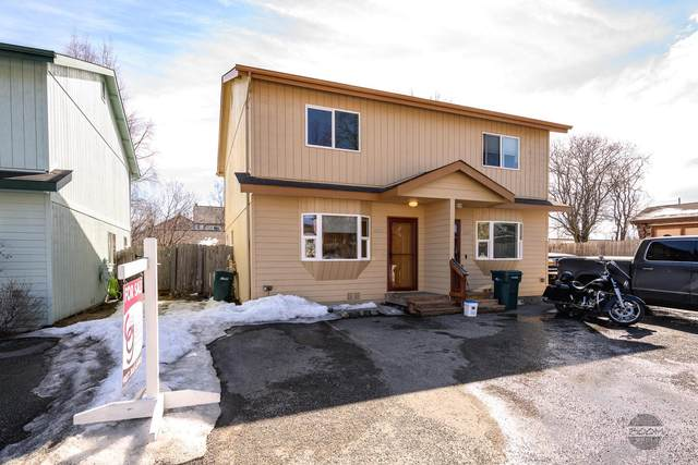 4837 Klamath Falls Lane #11A, Anchorage, AK 99517 (MLS #21-5120) :: Powered By Lymburner Realty