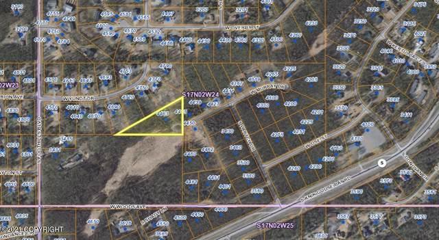 4463 W Murray Drive, Wasilla, AK 99654 (MLS #21-5138) :: RMG Real Estate Network | Keller Williams Realty Alaska Group