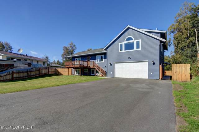 2405 Clements Drive, Anchorage, AK 99516 (MLS #21-5143) :: Team Dimmick