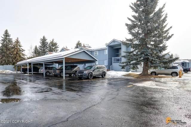 10211 Jamestown Drive D-304, Anchorage, AK 99507 (MLS #21-5149) :: Team Dimmick