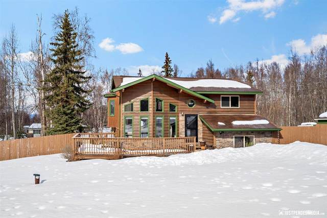 22319 Woodcliff Court, Chugiak, AK 99567 (MLS #21-5177) :: Alaska Realty Experts