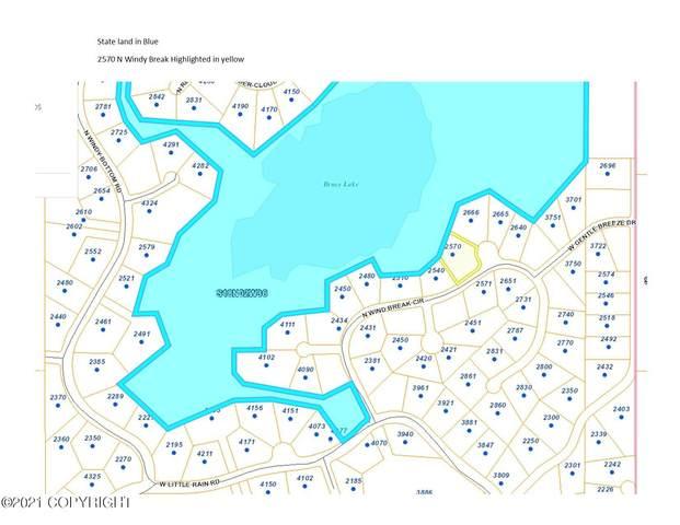 2570 Wind Break Circle, Houston, AK 99623 (MLS #21-5185) :: Wolf Real Estate Professionals