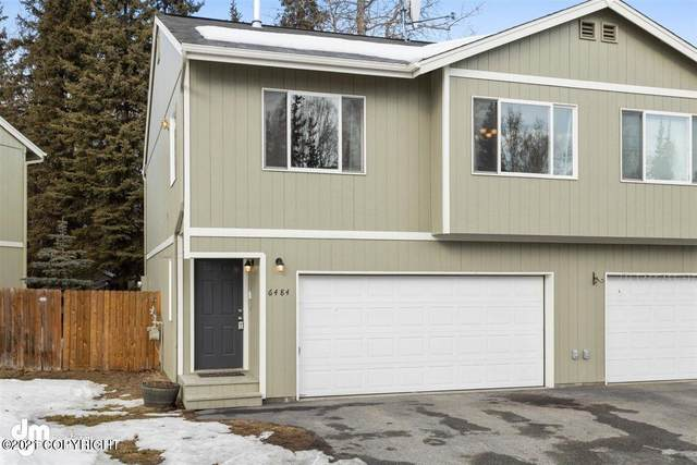 6484 Fairweather Drive #65, Anchorage, AK 99518 (MLS #21-5191) :: Alaska Realty Experts