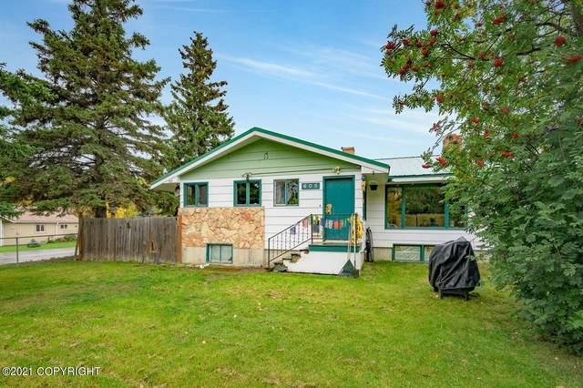605 Pearl Drive, Anchorage, AK 99518 (MLS #21-5221) :: Alaska Realty Experts