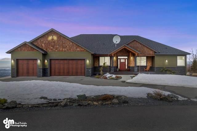 6450 Southpointe Ridge Drive, Anchorage, AK 99516 (MLS #21-5228) :: Daves Alaska Homes