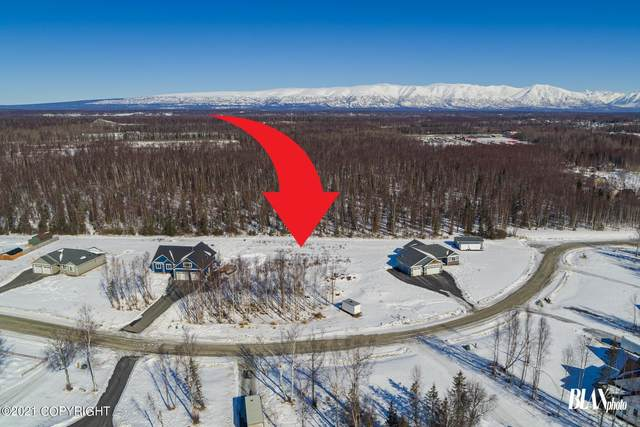 691 W Jones Drive, Wasilla, AK 99654 (MLS #21-5230) :: Alaska Realty Experts