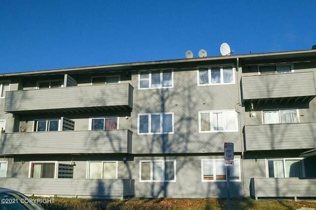 4433 San Ernesto Avenue #205B, Anchorage, AK 99508 (MLS #21-5243) :: Team Dimmick