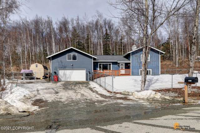 2441 N Cottonwood Loop, Wasilla, AK 99654 (MLS #21-5270) :: Alaska Realty Experts