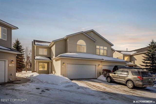 2378 Harbor Landing Circle, Anchorage, AK 99515 (MLS #21-5271) :: Powered By Lymburner Realty