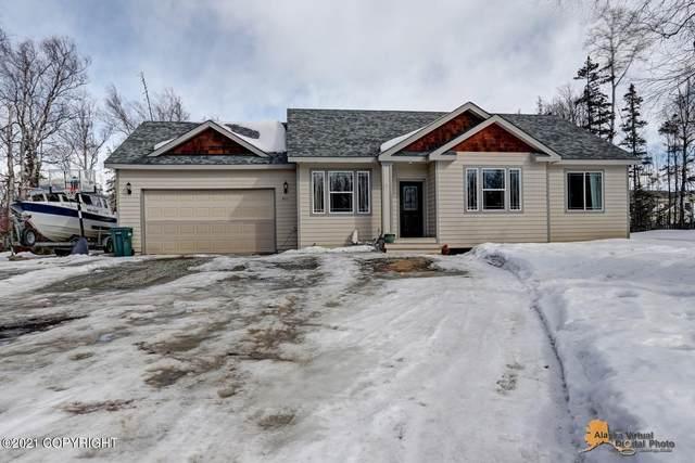 451 E Lochcarron Drive, Wasilla, AK 99654 (MLS #21-5278) :: Synergy Home Team