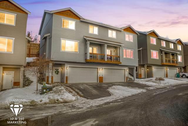 12297 Vista Ridge Loop #55, Eagle River, AK 99577 (MLS #21-5283) :: RMG Real Estate Network | Keller Williams Realty Alaska Group