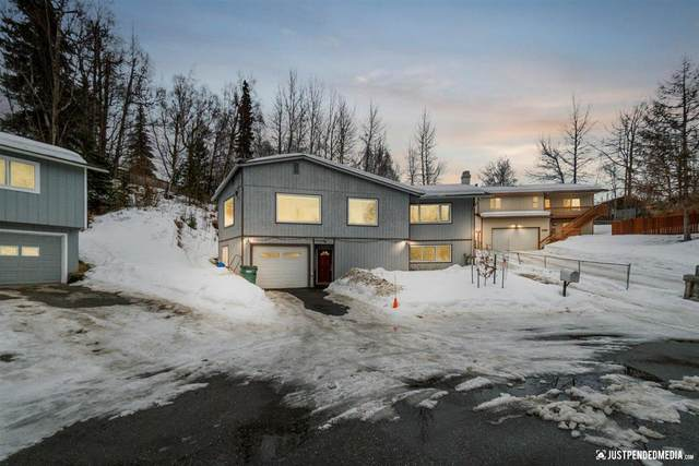 3710 W 64th Avenue, Anchorage, AK 99502 (MLS #21-5300) :: Team Dimmick