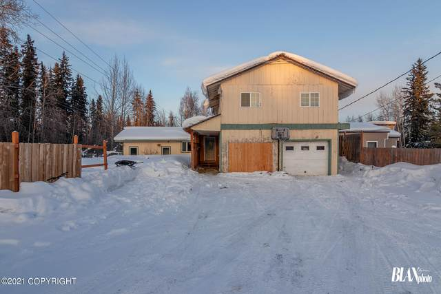 709 Badger Road, North Pole, AK 99705 (MLS #21-5303) :: Synergy Home Team