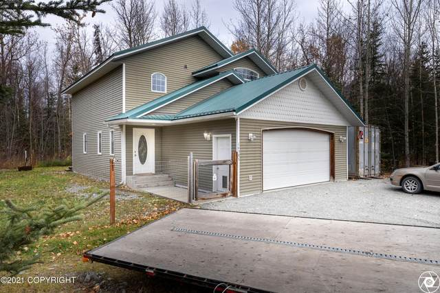 16385 Back Acres Avenue, Palmer, AK 99645 (MLS #21-5329) :: Team Dimmick