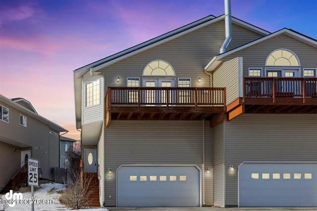 20757 Mountain Vista Drive, Eagle River, AK 99577 (MLS #21-5330) :: Team Dimmick