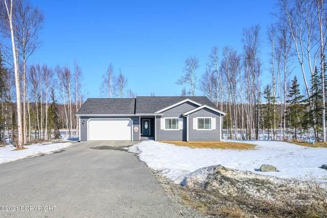 2945 W Angela Drive, Wasilla, AK 99623 (MLS #21-5332) :: RMG Real Estate Network | Keller Williams Realty Alaska Group