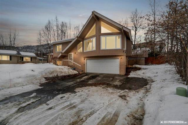 9815 Saint Lawrence Circle, Eagle River, AK 99577 (MLS #21-5336) :: Team Dimmick