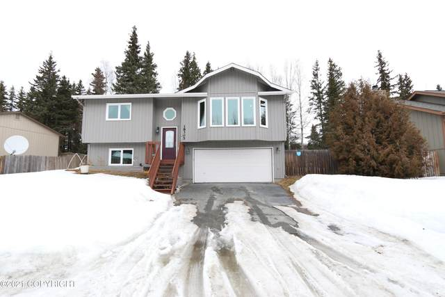18305 Hidden Falls Avenue, Eagle River, AK 99577 (MLS #21-5353) :: Team Dimmick