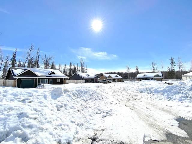 8142 E Snowcave Circle, Wasilla, AK 99654 (MLS #21-5364) :: Alaska Realty Experts