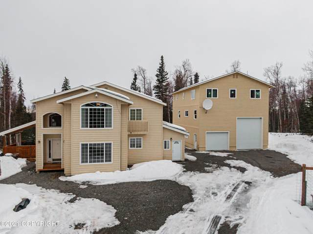 35795 Turnbuckle Terrace Road, Soldotna, AK 99669 (MLS #21-5382) :: Team Dimmick