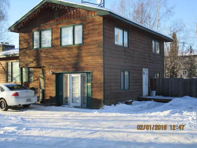 7520 Lake Otis Parkway B, Anchorage, AK 99507 (MLS #21-5392) :: RMG Real Estate Network | Keller Williams Realty Alaska Group