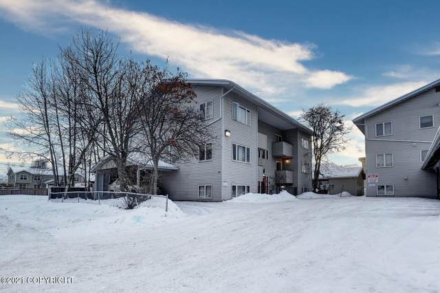 430 E 14th Avenue #33, Anchorage, AK 99501 (MLS #21-5407) :: RMG Real Estate Network | Keller Williams Realty Alaska Group