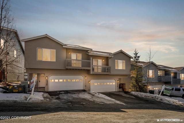 12326 Vista Ridge Loop, Eagle River, AK 99577 (MLS #21-5428) :: The Adrian Jaime Group | Keller Williams Realty Alaska
