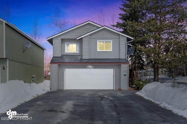 5871 Jordan Circle, Anchorage, AK 99504 (MLS #21-5444) :: Powered By Lymburner Realty