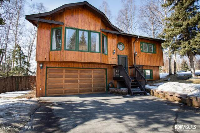 9604 Saint George Circle, Eagle River, AK 99577 (MLS #21-5455) :: Powered By Lymburner Realty