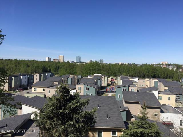 203 W 22nd Avenue #306, Anchorage, AK 99503 (MLS #21-5462) :: Powered By Lymburner Realty