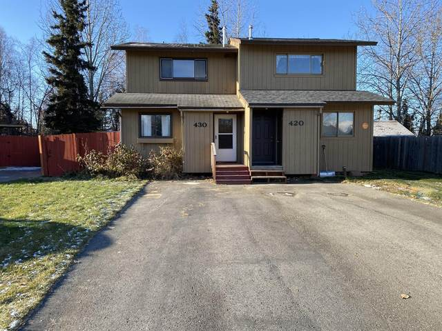 430 Scorpio Circle, Anchorage, AK 99508 (MLS #21-5482) :: The Adrian Jaime Group | Real Broker LLC