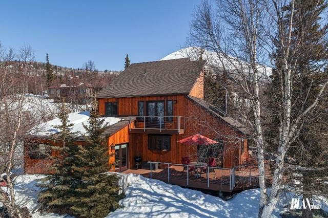 19348 Meadow Canyon Drive, Eagle River, AK 99577 (MLS #21-5496) :: The Adrian Jaime Group | Keller Williams Realty Alaska